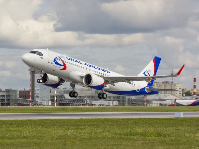 Ural Airlines launches new Moscow service from London Stansted