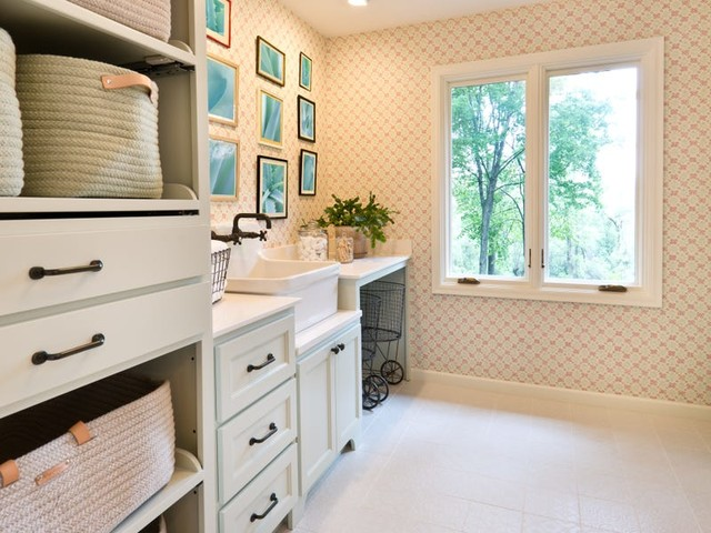 The ultrawealthy are forgoing marble bathrooms for decked-out laundry rooms and pantries with extra storage —and it shows how the pandemic is giving luxury real estate a whole new look