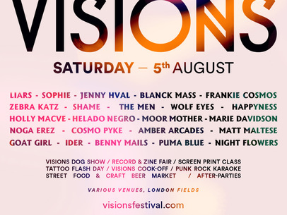 Vision Festival adds Wolf Eyes, Happyness and more to line-up