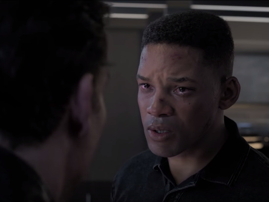 Will Smith Jokes That Younger, CGI-Version of Himself From 'Gemini Man' Should Star in a Romantic Comedy