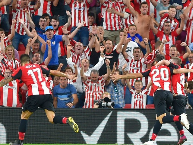 Aritz Aduriz's bicycle kick goal reminded us that the world is full of wonder