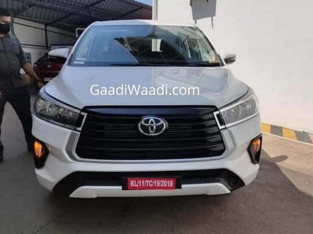 Toyota December 2020 Model Wise Sales – Innova, Glanza, Yaris, Vellfire