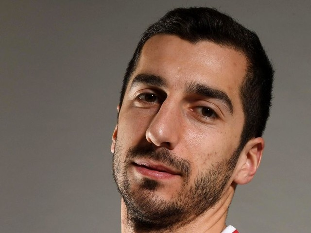 """Henrikh Mkhitaryan reveals the player who made him love Arsenal and why move is a """"dream come true"""""""