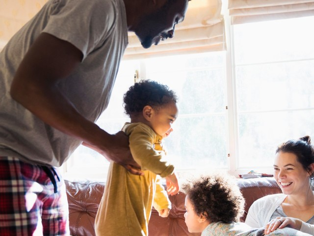 These are the top 14 US companies giving new parents at least 4 months of paid time off