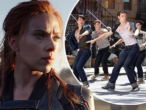 Disney delays Black Widow and West Side Story release dates to next year amid global pandemic