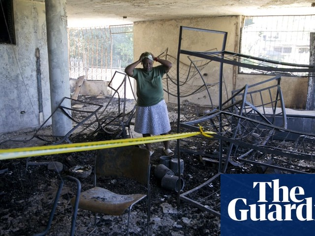 Haiti: 15 children die in fire at unauthorized orphanage