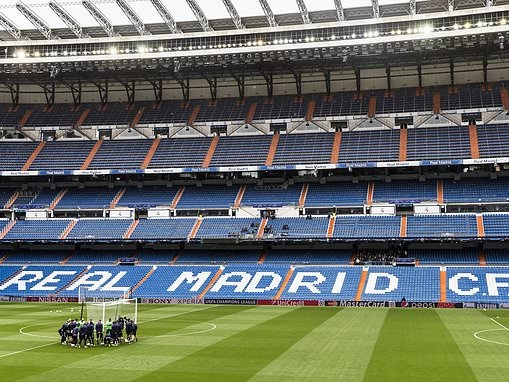 Real Madrid's Champions League tie against Man City is off as club 'go into 15-day quarantine'
