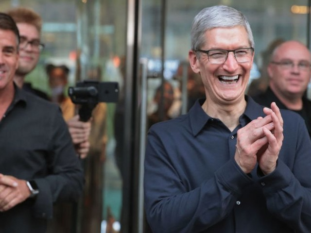 Wall Street says forget about the jobs — Apple's big announcement is all about a tax windfall (AAPL)