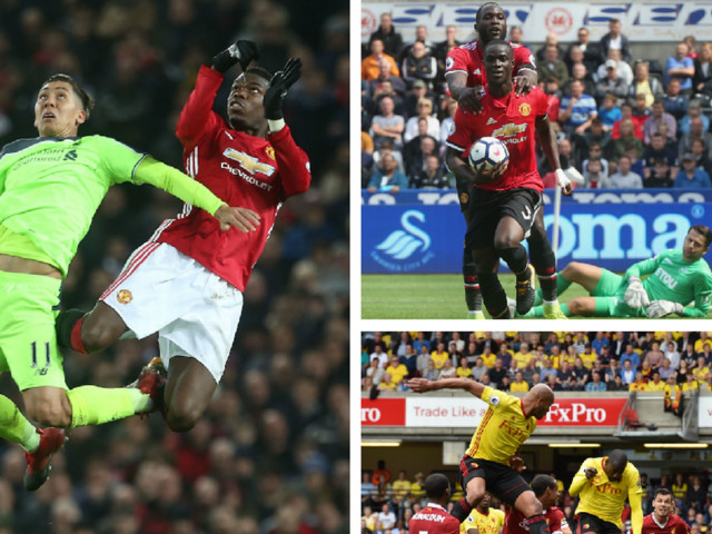Manchester United have turned Liverpool's weakness into their strength