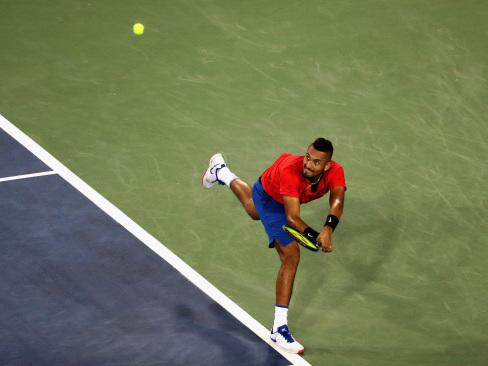 Kyrgios rips Nadal to reach semis, Pliskova takes two