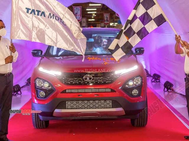 Tata Car Production 40 Lakh Milestone – Nano, Indica, Safari To Nexon, Harrier