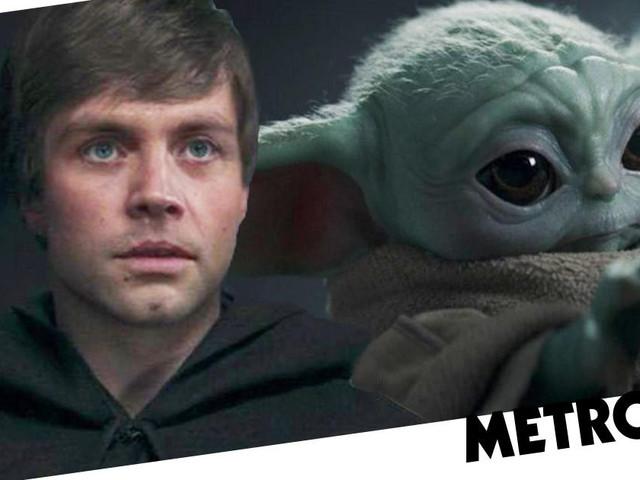 New Star Wars poster teases Grogu's Jedi training with Luke Skywalker after The Mandalorian finale