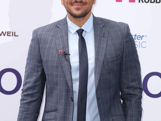 Peter Andre reveals he's gifted son Theo a CAR after buying one for wife Emily's birthday – but it's not what you might think