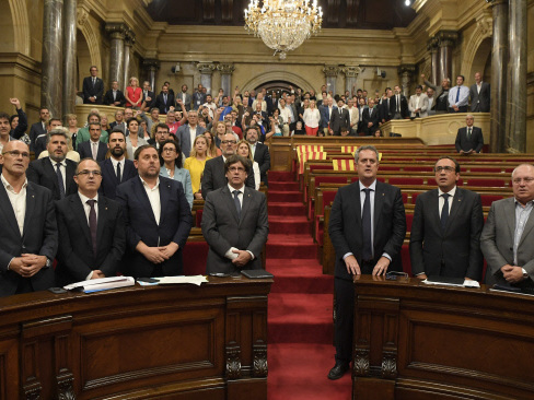 Madrid moves to block Catalonia independence bid (Updated)