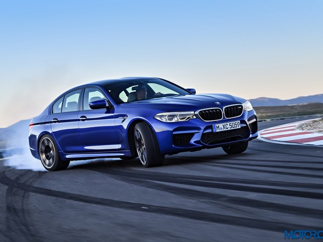 2018 BMW M5 With 600hp Is The Fastest M Car Ever
