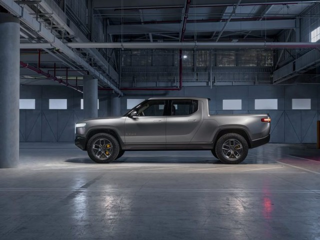 Your Package Has Arrived: Amazon Leads $700 Million Investment in Electric Pickup Maker Rivian