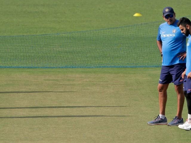Seam-friendly tracks against SL the only way to prepare for SA - Kohli