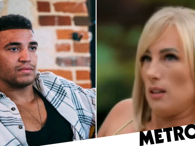 Married At First Sight UK: Morag and Josh explode at each other over claims he DM'd her before show