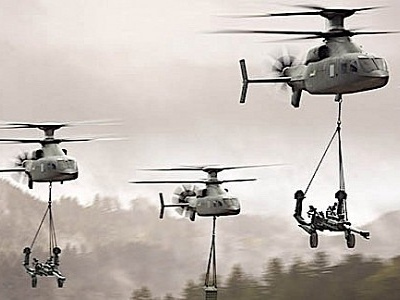 Defiant X Weapon System in the Works, Helo to Replace Black Hawk in the 2030s