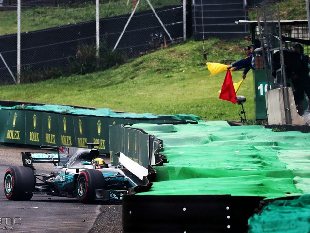 2017 Brazilian Grand Prix qualifying and final practice in pictures | F1 Pictures