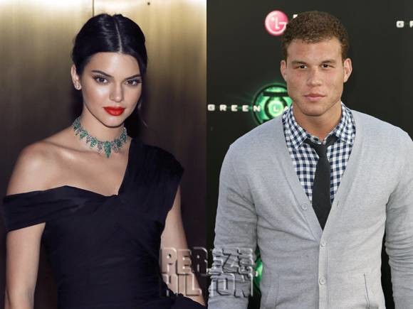 Kendall Jenner & Blake Griffin Enjoy Sushi — And A Parking Ticket — On Lunch Date