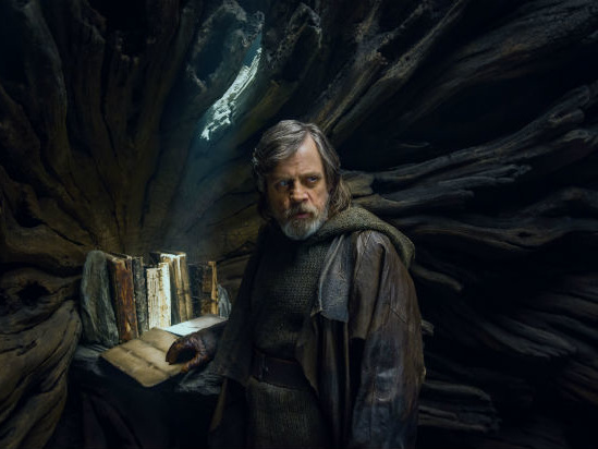 Mark Hamill Had a Cameo in 'The Mandalorian' That Nobody Knew About