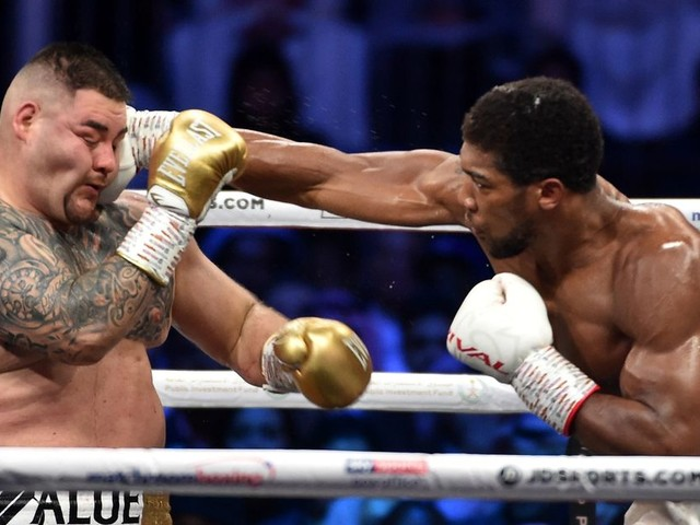 Andy Ruiz Jr details extent of food and partying binge prior to Anthony Joshua defeat
