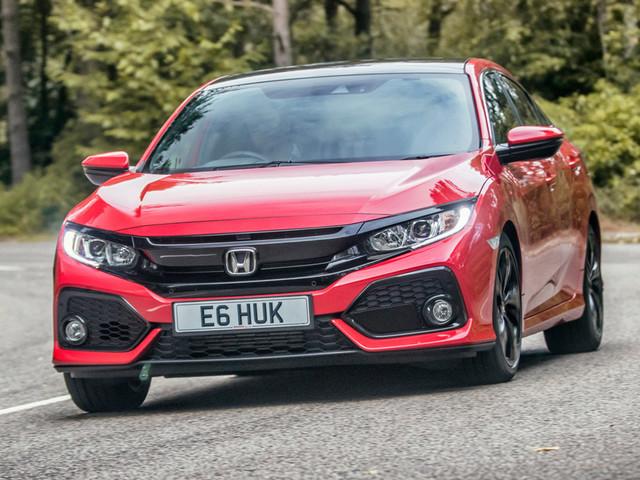 Nearly-new buying guide: Honda Civic
