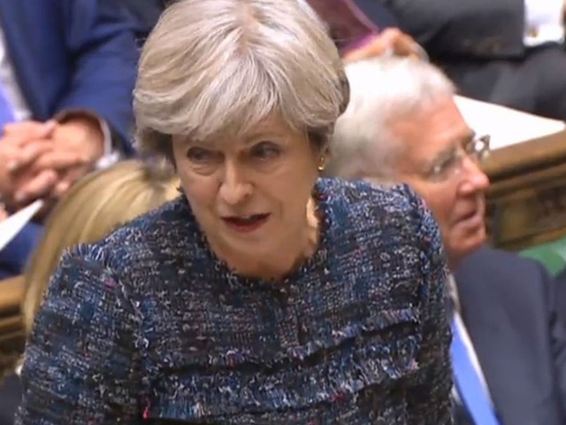 Police Union Accuses Theresa May Of Telling A 'Downright Lie' About Pay Rise