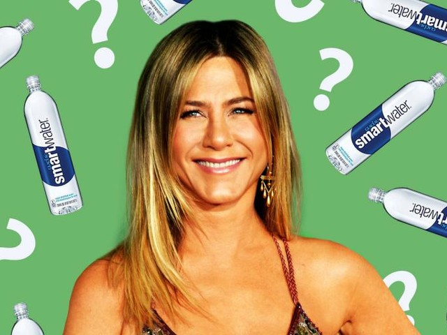 I Can't Stop Conspiracy-Theorizing About Jennifer Aniston's Voice in This Smartwater Commercial
