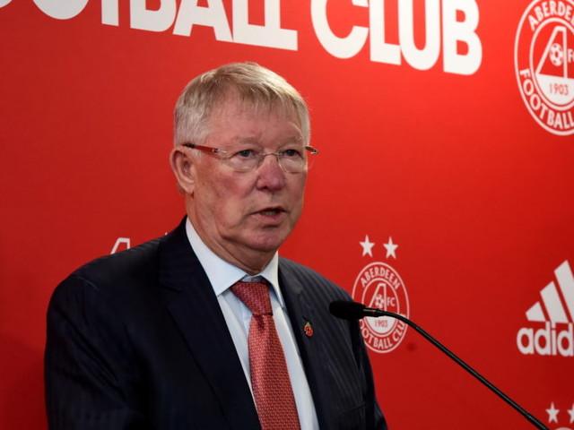 Sir Alex Ferguson sends message to Aberdeen fans over #StillStandingFree campaign