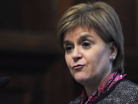 Nicola Sturgeon 'not ruling out Scottish independence referendum in 2018'