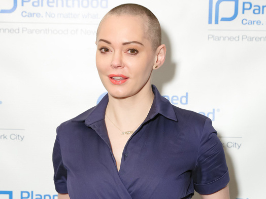 Rose McGowan Says Harvey Weinstein Raped Her
