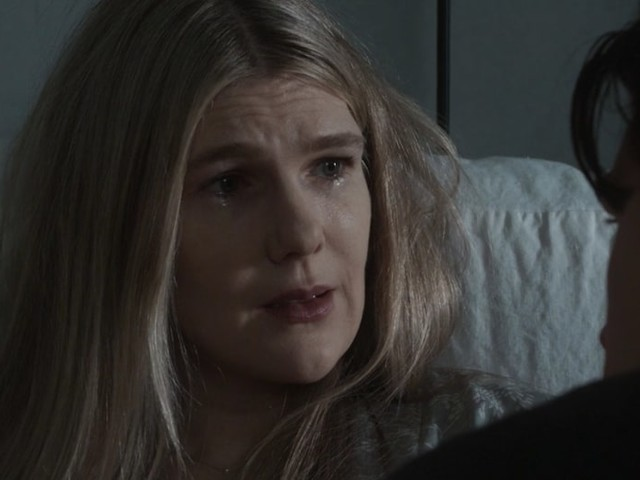 'AHS: Double Feature' Star Lily Rabe on Why Doris Made That Black Pill Choice and If She Can Come Back From It