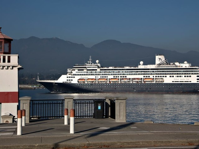 Stranded passengers on Holland America 'mystery cruise' have no idea where they will end up after coronavirus outbreak forces ports to turn ships away