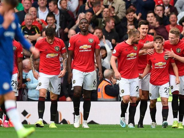 Premier League returns: goals galore for the big guns