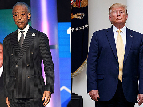 Al Sharpton Slams Donald Trump As 'Racist': There's 'No Doubt In My Mind'