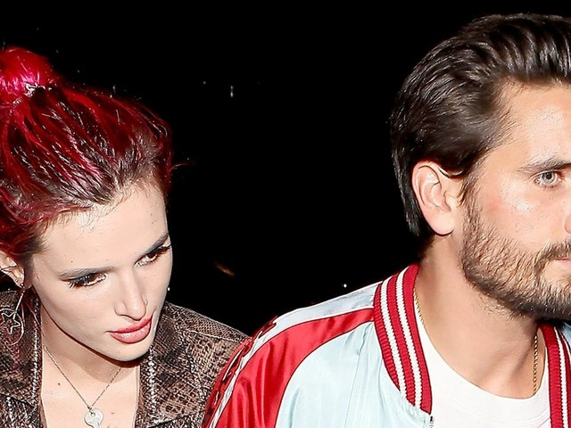 Bella Thorne: I Think I'll Be Friends With Scott Disick For a Long Time