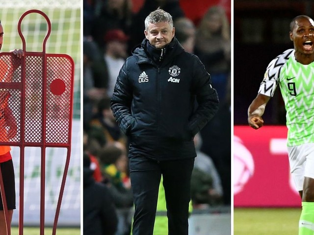 Manchester United news and transfers LIVE Ighalo and Fernandes latest plus early Chelsea team news