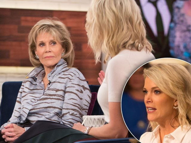 Going Dark? Megyn Kelly Off The Air Day After Vicious Rant Against Rival Jane Fonda