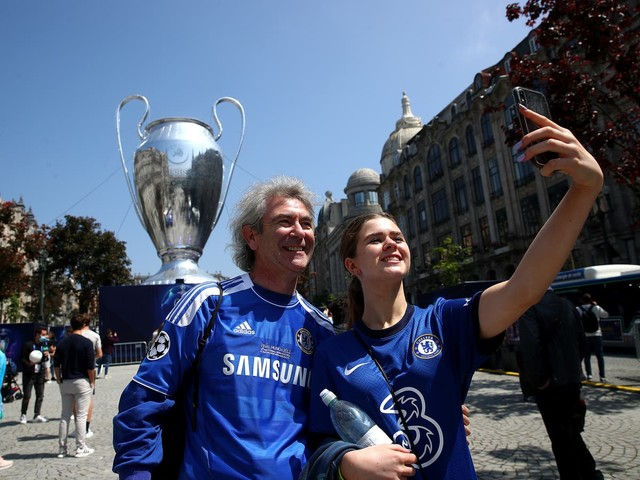 Man City vs Chelsea LIVE: Champions League final team news, line-ups and latest build-up