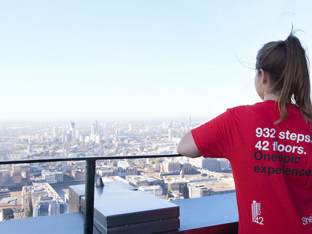 Race Up London's 10th Tallest Tower In Aid Of Shelter