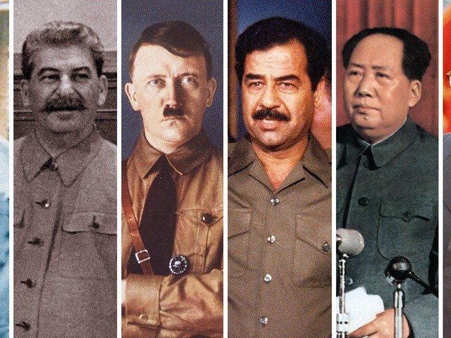 A look at some of the world's most notorious dictators