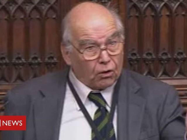 Labour peer suspended after 'stalkerish behaviour'