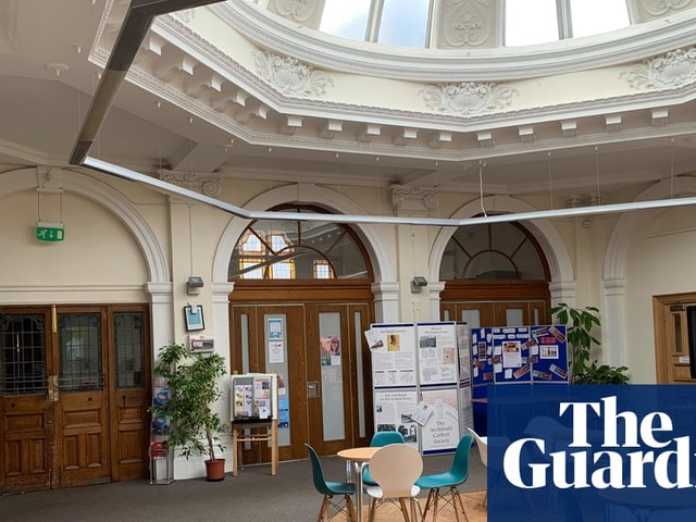 UK libraries are set to reopen – but not as we know them