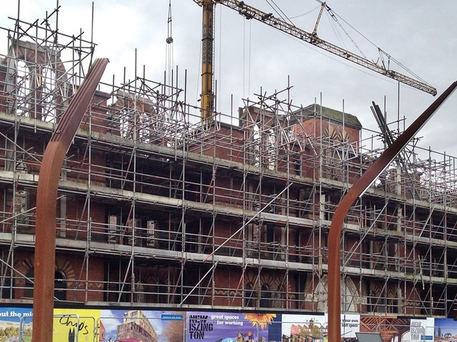 Major funding blow in battle to save historic Ancoats Dispensary