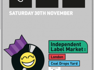 MUTE x INDEPENDENT LABEL MARKET: XMAS 2019