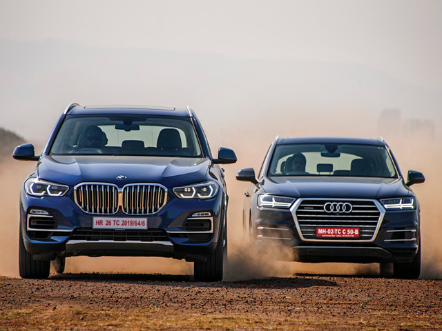 Review: BMW X5 vs Audi Q7 comparison