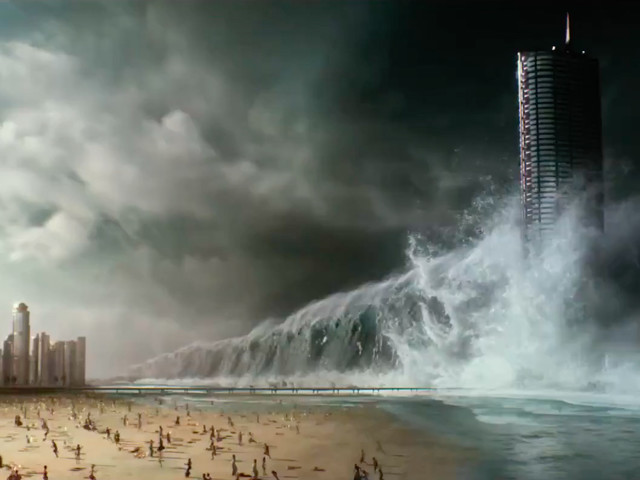 'Geostorm' Review: The Big Summer Blockbuster of 1998