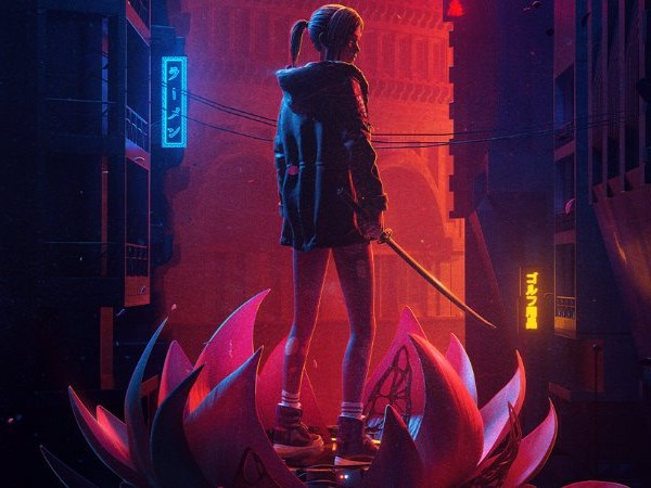 Blade Runner Black Lotus anime TV series trailer released